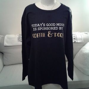 NWT Long Sleeved T Shirt Size 2XL
